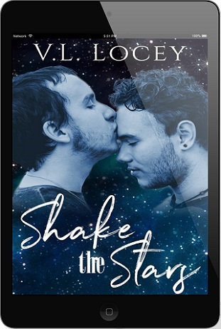 Shake The Stars by V.L. Locey Blog Tour, Excerpt & Giveaway!