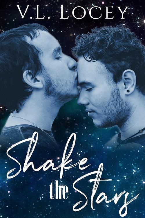 V.L. Locey - Shake The Stars Cover 367gk3
