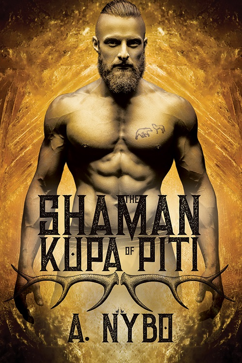 A. Nybo - The Shaman of Kupa Piti Cover m494n