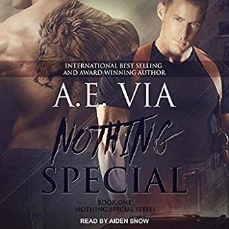 A.E. Via - Nothing Special Audio Cover 73gv4