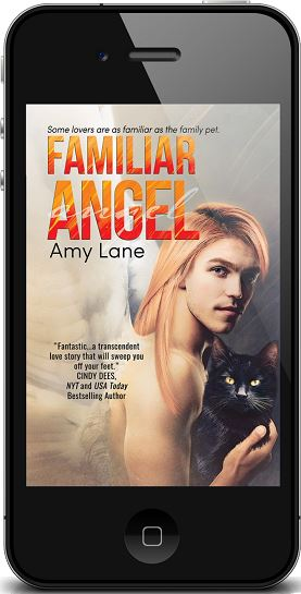 Familiar Angel by Amy Lane ~ Audio Review