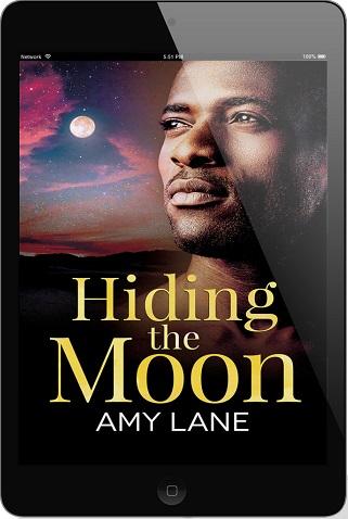 Amy Lane - Hiding The Moon 3d Cover 3832hyg
