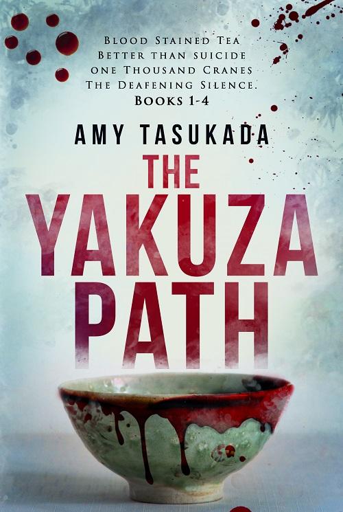 Amy Tasukada - Yakuza Path Boxset-Cover 2387gh3o