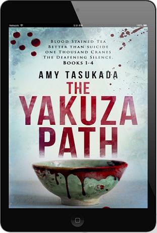 Yakuza Path Boxset by Amy Tasukada Release Blast & Giveaway!