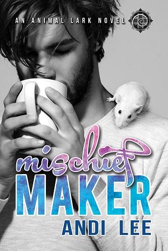 Andi Lee - Mischief Maker Cover 847gv