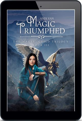 Magic Triumphed by Andi Van