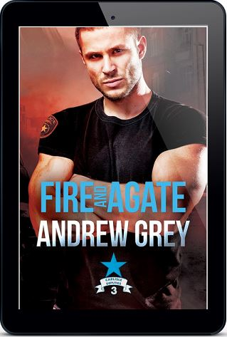 Fire and Agate by Andrew Grey