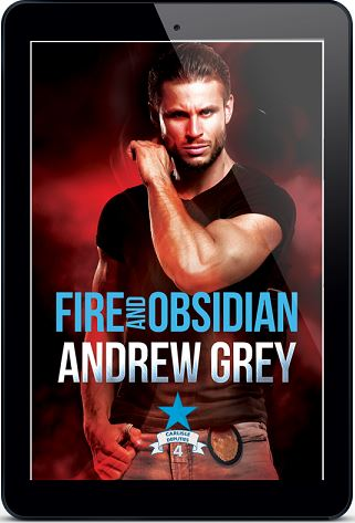 Fire and Obsidian by Andrew Grey