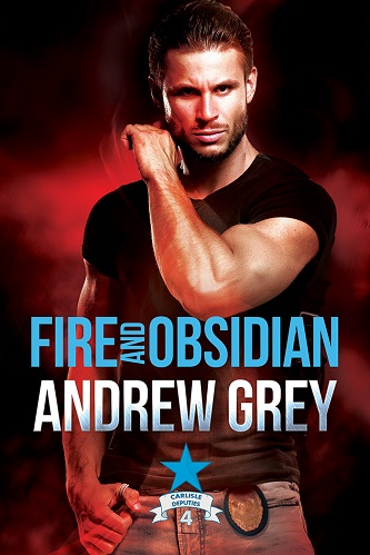 Andrew Grey - Fire and Obsidian Cover jeu746