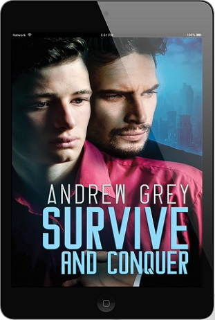 Andrew Grey - Survive and Conquer 3d Cover 039pa