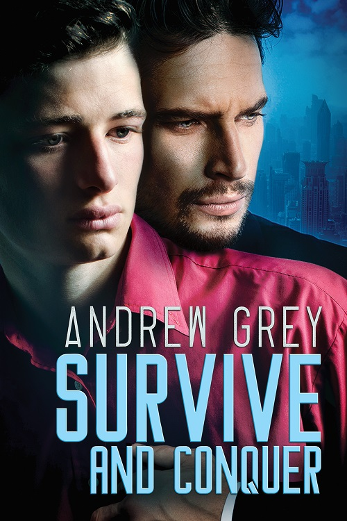 Andrew Grey - Survive and Conquer Cover 373yhn