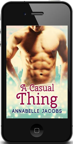A Casual Thing by Annabelle Jacobs ~ Audio Review