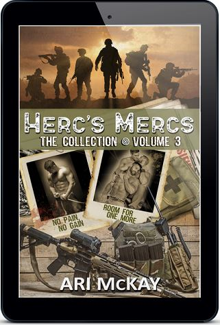 Herc's Mercs Collection Vol III by Ari McKay Release Blast & Giveaway!