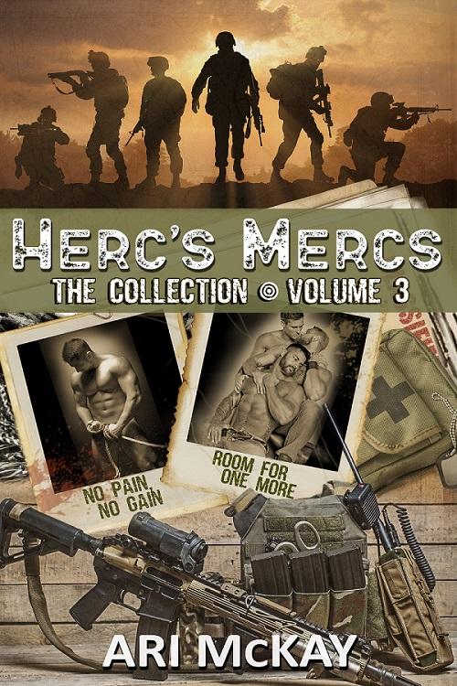 Ari McKay - Herc's Mercs VOL III Cover 84u4j
