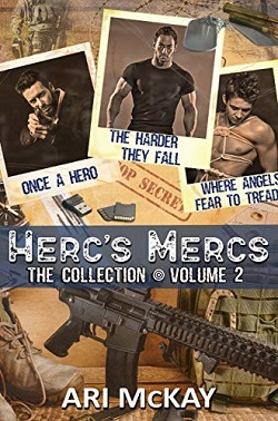 Ari McKay - Herc's Mercs Vol II Cover 7484hm