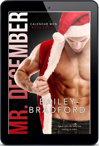 Mr. December by Bailey Bradford