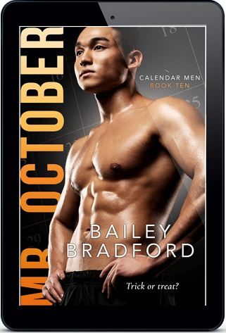 Mr. October by Bailey Bradford