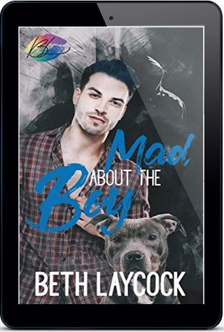 Mad About The Boy by Beth Laycock Release Blast & Giveaway!