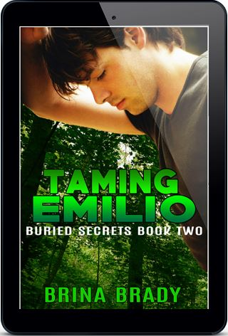 Taming Emilio by Brina Brady Book Blast, Excerpt & Giveaway!