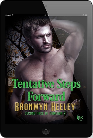 Tentative Steps Forward by Bronwyn Heeley