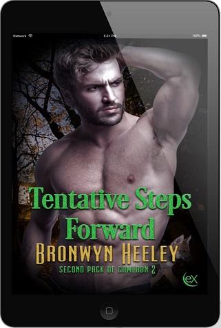 Bronwyn Heeley - Tentative Steps Forward 3d Cover q0wj5