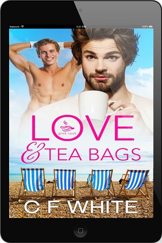 Love & Tea Bags by C.F. White Release Blast, Excerpt & Giveaway!