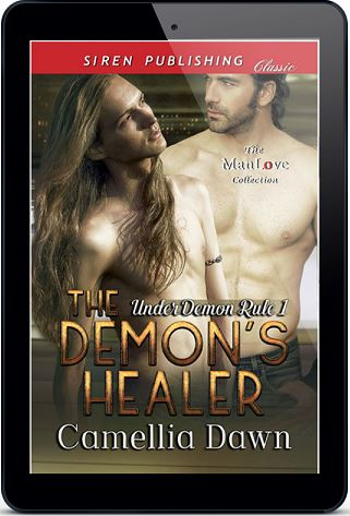The Demon's Healer by Camellia Dawn