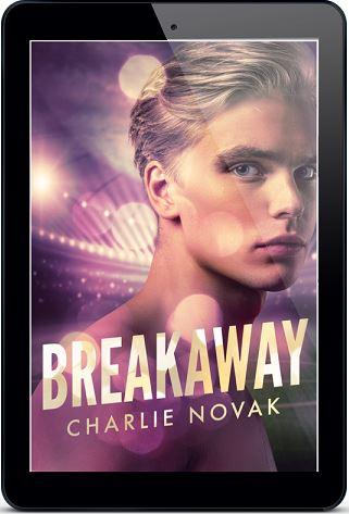 Charlie Novak - Breakaway 3d Cover 9n36c3