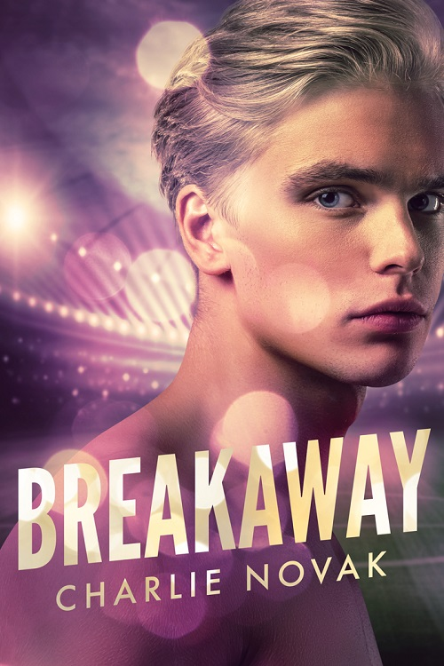 Charlie Novak - Breakaway Cover 738j4
