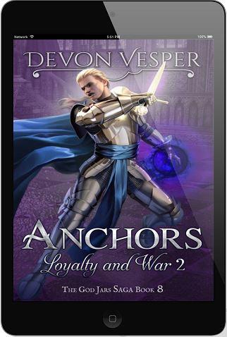 Anchors by Devon Vesper Release Blast & Excerpt!