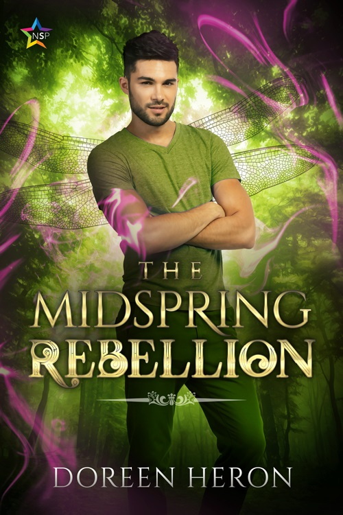 Doreen Heron - The Midspring Rebellion Cover 84hma