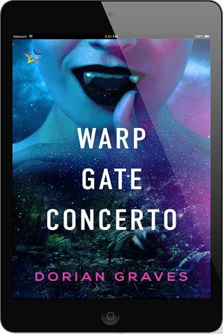 Warp Gate Concerto by Dorian Graves Release Blast, Excerpt & Giveaway!