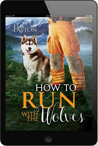 Eli Easton - How To Run With The Wolves 3d Cover ju730