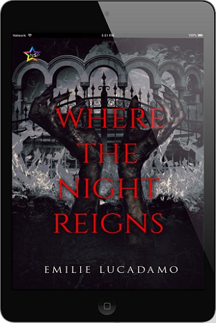 Where the Night Reigns by Emilie Lucadamo Release Blast, Excerpt & Giveaway!