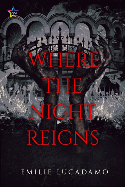 Emilie Lucadamo - Where the Night Reigns 9320kmb