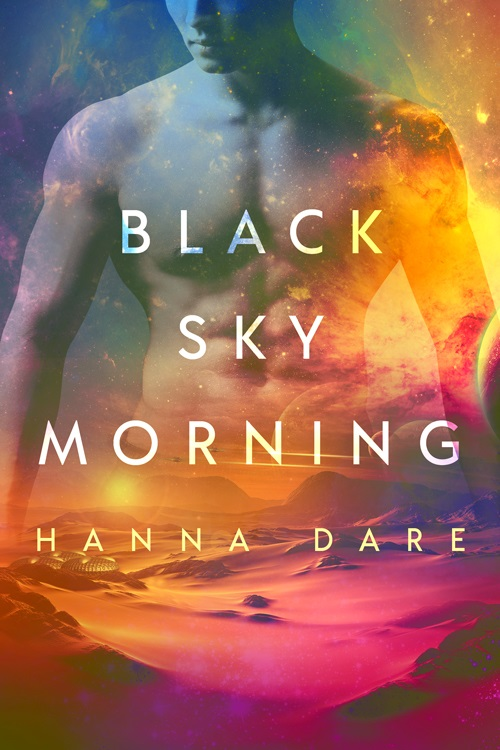 Hanna Dare - Black Sky Morning Cover fg63m