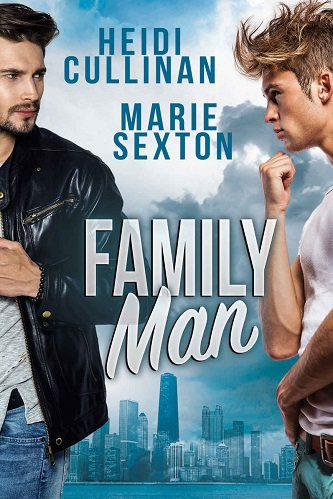 Heidi Cullinan and Marie Sexton - Family Man Cover n39mv