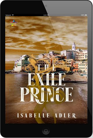The Exile Prince by Isabelle Adler Release Blast, Excerpt & Giveaway!