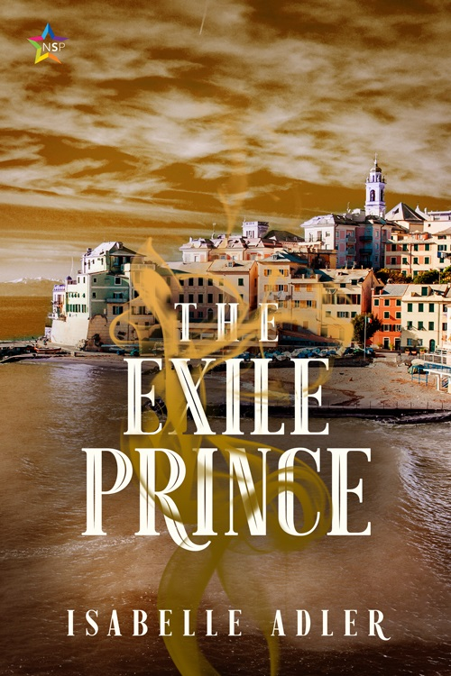 Isabelle Adler - The Exile Prince Cover nh473