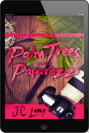 Palm Trees and Paparazzi by J.C. Long Release Blast, Excerpt & Giveaway!