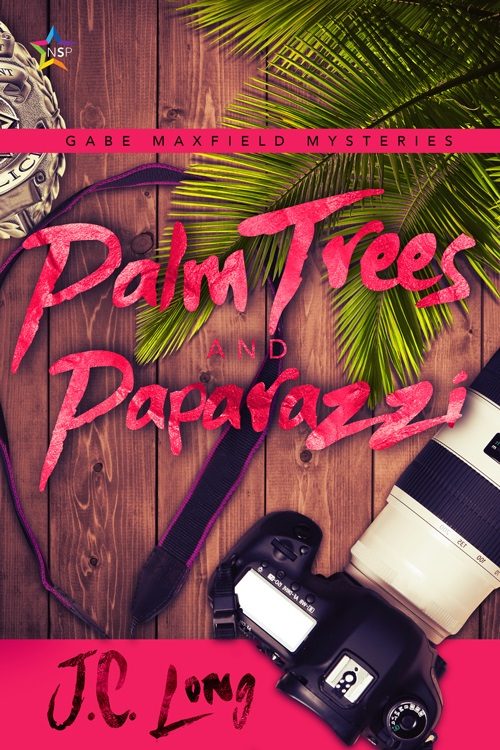 J.C. Long - Palm Trees and Paparazzi Cover 43763tds
