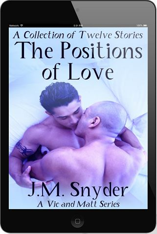 The Positions Of Love Collection by J.M. Snyder Book Blast, Excerpt & Giveaway!