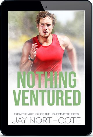 Jay Northcote - Nothing Ventured 3d Cover 02o2i