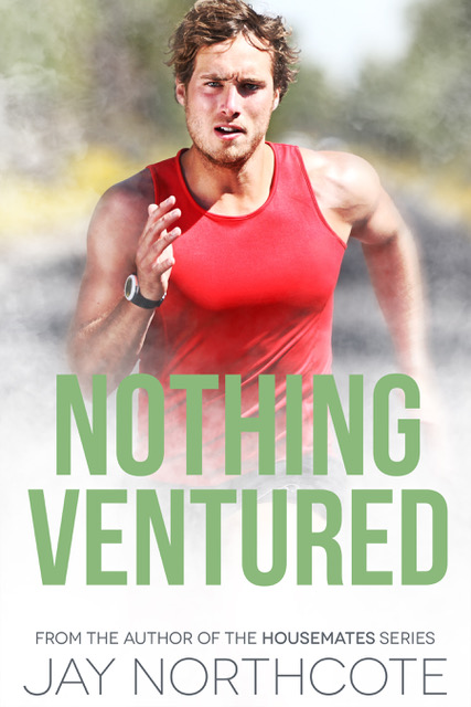 Jay Northcote - Nothing Ventured Cover 383u3j
