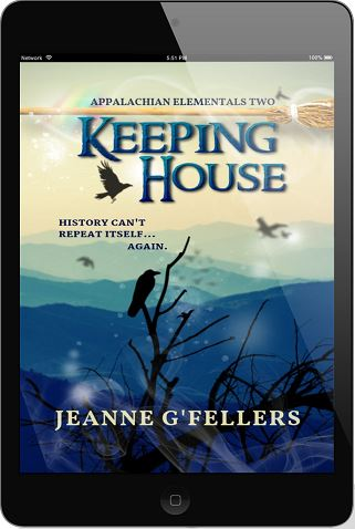 Keeping House by Jeanne G'Fellers Blog Tour, Exclusive Excerpt & Giveaway!