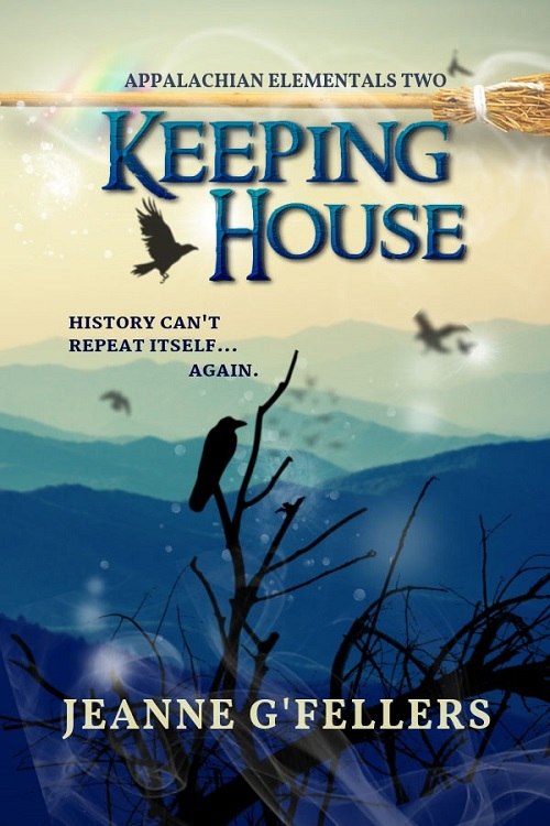 Jeanne G'Fellers - Keeping House COVER ern833