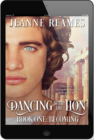 Dancing with the Lion: Becoming by Jeanne Reames Blog Tour, Guest Post, Excerpt & Giveaway!