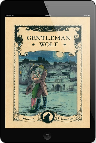 Gentleman Wolf by Joanna Chambers Cover Reveal & Giveaway!
