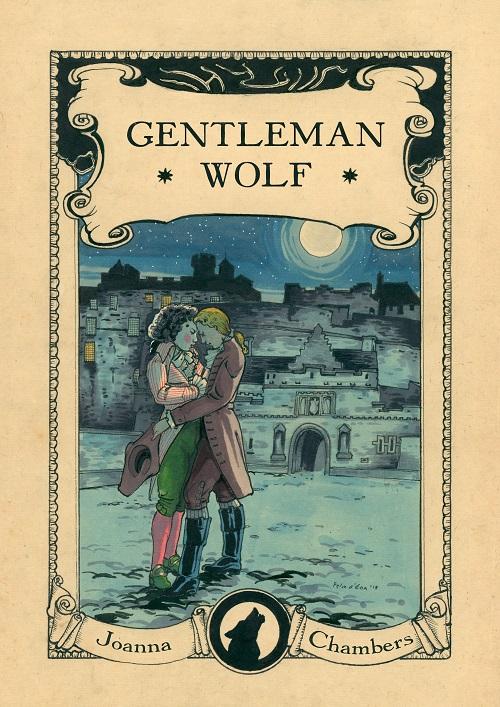 Joanna Chambers - Gentleman Wolf Cover hr74j