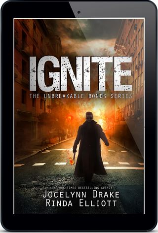 Ignite by Jocelynn Drake and Rinda Elliott Release Blast, Excerpt & Giveaway!